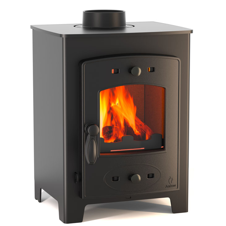 Aarrow Acorn View 5 Multifuel Stove
