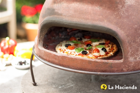 Morena T-Top Oven by La Hacienda 2
