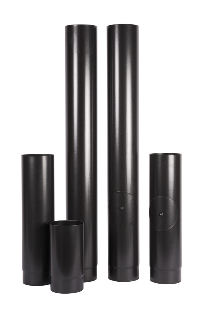 Vitreous Enamelled Flue Pipes
