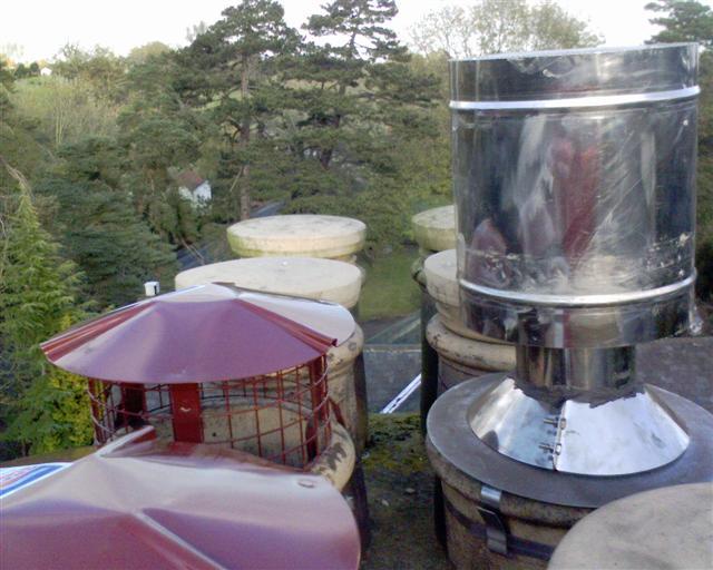 chimneypots